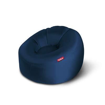 Fatboy® Lamzac O Luftsofa dunkelblau | aufblasbares Sofa/Liege/Bett | Sitzsack mit Luft...
