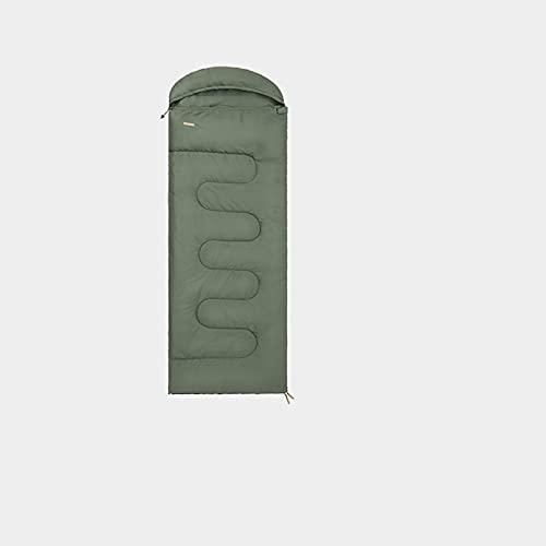 POUAOK Schlafsack,Camping-Schlafsack, 1,8 kg Einzelumschlag-Schlafsack, bequemer...