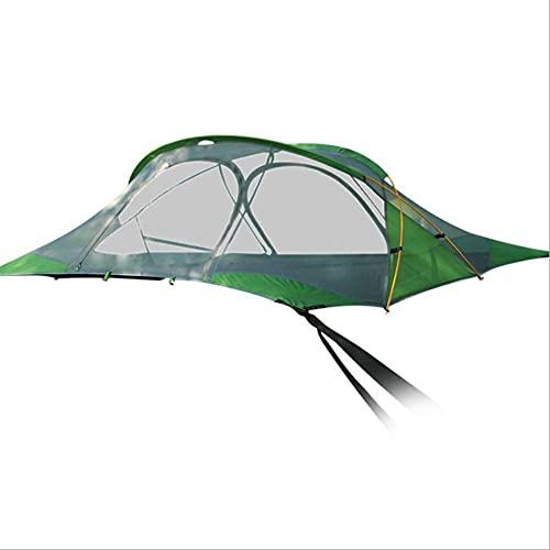 Sanbore Baumzelt Tree Tent Antennen Hängematte Zelt für 2-3 Personen, Familien Outdoor...