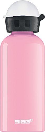 SIGG KBT Icecream Kinder Trinkflasche (0.4 L), schadstofffreie Kinderflasche mit...
