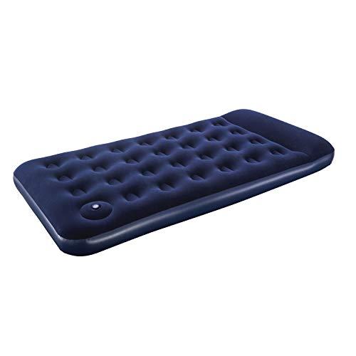 Pavillo Comfort Quest Easy Inflate Twin Size mit Eingebauter Fußpumpe Luftbett, 188 x 99...