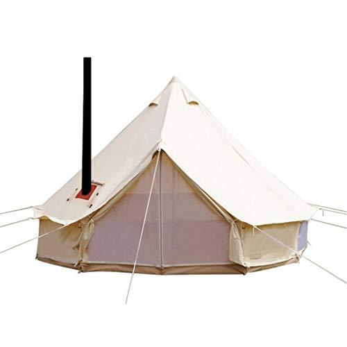 Sport Tent-wasserdichte Campingzelt Familienzelt Baumwolle Tipi Zelt mit...