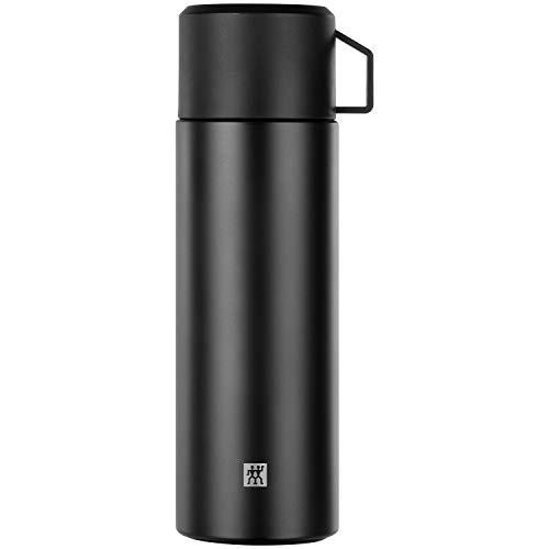 Zwilling Thermo Isolierflasche, Integrierte Tasse, Thermokanne, Doppelwandisolierung, 1 L,...