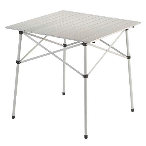 Coleman 765203-SSI Kompakter Outdoor-Tisch, Synthetik, Mehrfarbig, 27.5 x 27.5-Inch
