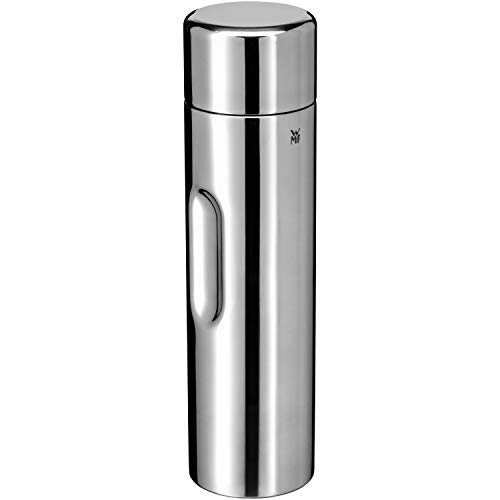 WMF Motion Isolierkanne 1,0l Cromargan Edelstahl, für Tee oder Kaffee, Thermosflasche mit...