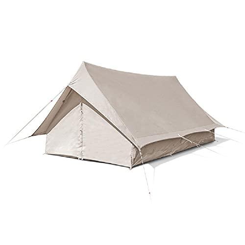 TAOBEGJ Jurte Zelt Auf Baumwolltuch Großes Zelt Geeignet Reisen Luxuszelt Im Freien,...