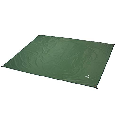 Terra Hiker Camping Zelt Tarp, Outdoor Plane, Wasserdichte Picknickdecke mit Tragetasche...