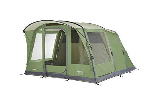 Vango Odyssey Air Aufblasbares Zelt, Epsom Green, 500 Villa