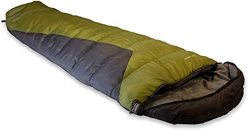 High Peak Schlafsack TR 300, extra breit, 3-4 Jahreszeiten, Temperatur 0°C, warm,...