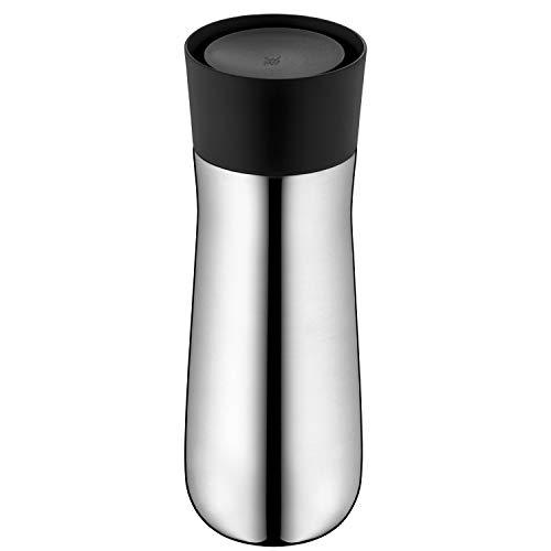 WMF Impulse Isolierbecher 350 ml, Thermobecher mit Automatikverschluss,...