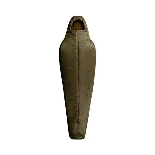 Mammut Perform-7C Schlafsack, Olive, L
