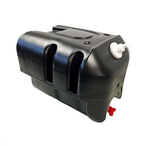 Fahrzeugbedarf Wilms Wasserbehälter Wasserkanister Wassertank 30l mit Hahn Seifenspender...
