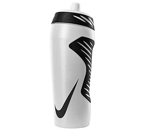 NIKE Hyperfuel Wasserflasche, 510 ml, 510 ml, transparent/schwarz/schwarz