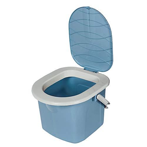 BranQ - Home essential Jungen Toilette BranQ Mobile Campingtoilette 15,5 Ltr. mit max....