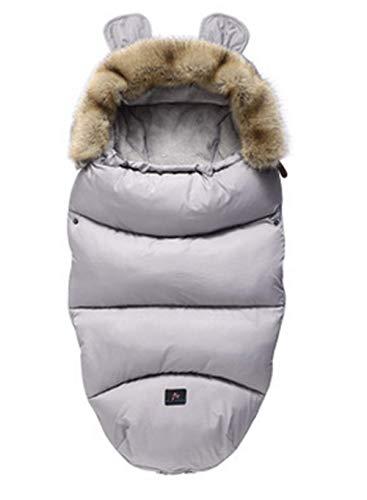 CHRONSTYLE Baby Schlafsack Für Kinderwagen Kutsche Kinderwagen Fußsack Warmer Winter...