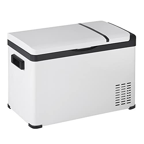 WOLTU Kühlbox Kühltruhe Gefriertruhe Mini Kühlschrank elektrisch klein warmhaltebox...
