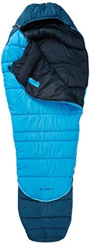VAUDE Kinder Schlafsack Kobel Adjust 500 SYN, längenverstellbarer Kinderschlafsack, für...