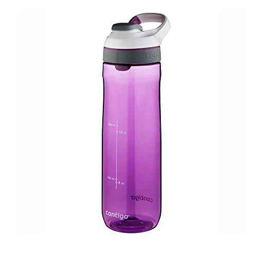 Contigo Trinkflasche Cortland, Radiant Orchid/White, 720 ml
