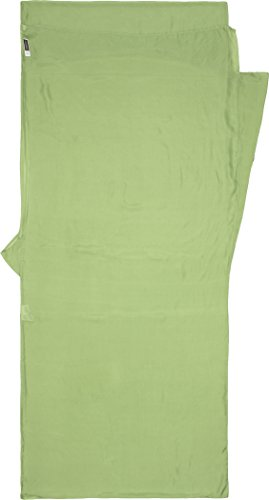 Cocoon Anti-Mücken Seidenschlafsack Insect Shield Line Travelsheet - Silk, 210 x 86 cm,...