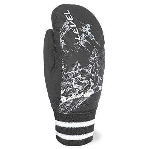 Level HANDSCHUH Sneaker JR GRAU WASSERDICHT ATMUNGSAKTIV WÄRMEND (6)