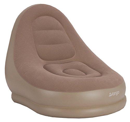 Vango aufblasbarer Liegestuhl, Muskat, Einheitsgröße