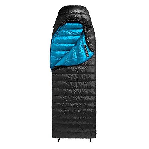 JTRHD Schlafsack Winter Ultraleicht-Schlafsack Kaltwetter Indoor & Outdoor-Gebrauch for...