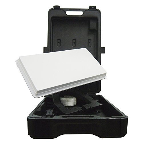 Selfsat Digital Traveller Kit Full HD High End Mobile Camping Satellitenanlage
