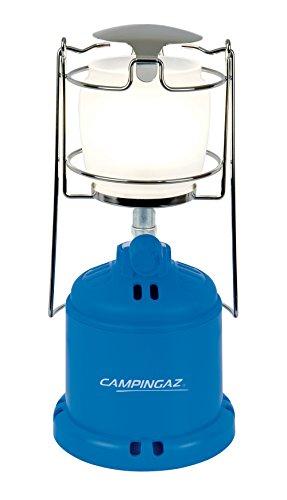 Campingaz 2000010189 Gaslampe Camping 206, blau, Gr. L