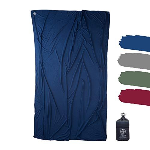 Bahidora Reisedecke. 200x150cm. Ultraleichte dünne Decke aus Coolmax Material - ideal...