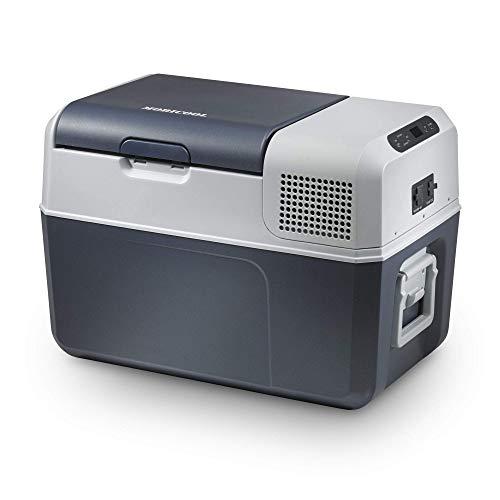 Mobicool FR40, elektrische Kompressor-Kühlbox mit 38 Liter Fassungsvermögen, 12/24 V und...