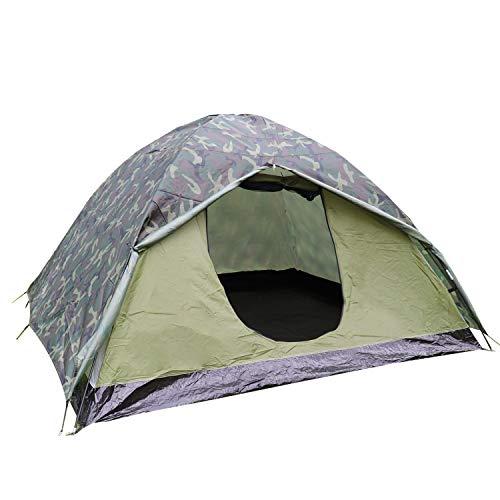 Climecare Zelt 2 3 Personen Mann Wasserdicht wurfzelt Camping Atmungsaktiv Einfache...