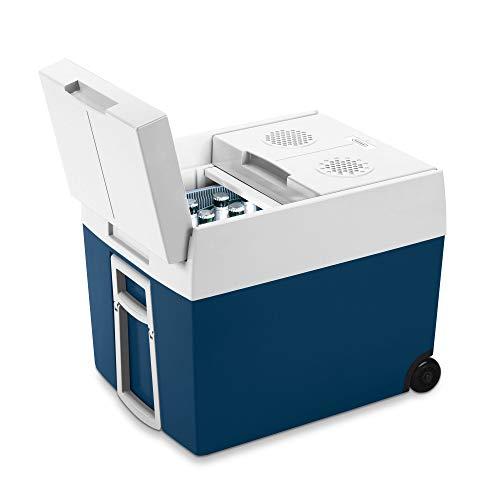 Mobicool MT48W AC/DC - elektrische Kühlbox mit Rollen passend für eine komplette Getränkekiste / Bierkiste,...