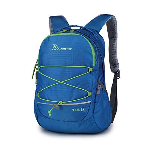 MOUNTAINTOP Kinderrucksack Kleiner Tagesrucksack Schulrucksack Kindertasche für Mädchen...