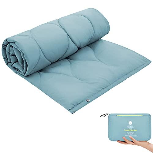EEZEE Outdoor Decke Reisedecke Wasserabweisend Kompakt Campingdecke für Camping Picknick...