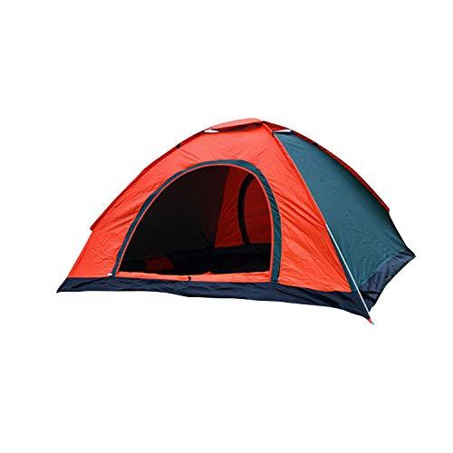 thematys® Campingzelt Wandern Outdoor 2 Mann Reise Trekking Outdoorzelt leichtes Pop Up...