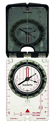 Suunto Spiegelkompass MC-2 NH, Nördliche Hemisphäre, SS004231001