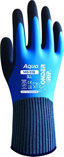 Wonder Grip Herren Wg-318 WG 318, Blau/Schwarz, XL EU