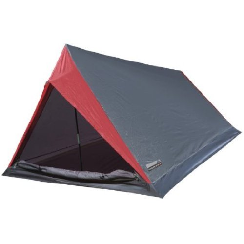 High Peak Hauszelt Minilite, Campingzelt für 2 Personen, Leichtgewicht 1,0 kg, kleines...