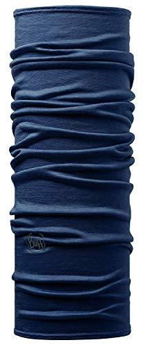 Buff Erwachsene Multifunktionstuch Merino, Blau, One Size
