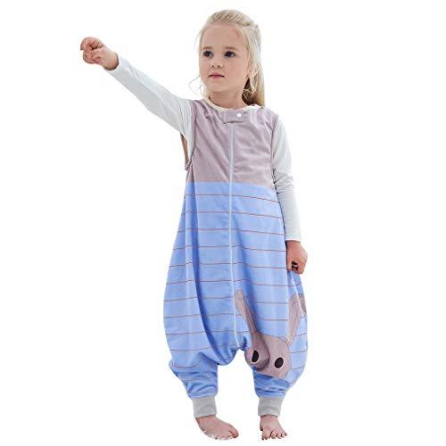 MICHLEY baby schlafsack mit Füßen, mädchen und Junge Schlafstrampler...