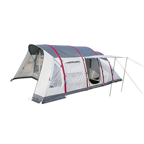 Bestway Pavillo Zelt Sierra Ridge X6 Zelt 640x390x225 cm, aufblasbares Luftzelt mit...
