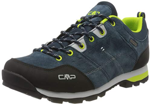 CMP – F.lli Campagnolo Herren Alcor Low Shoes Wp Trekking-& Wanderhalbschuhe, Blau...