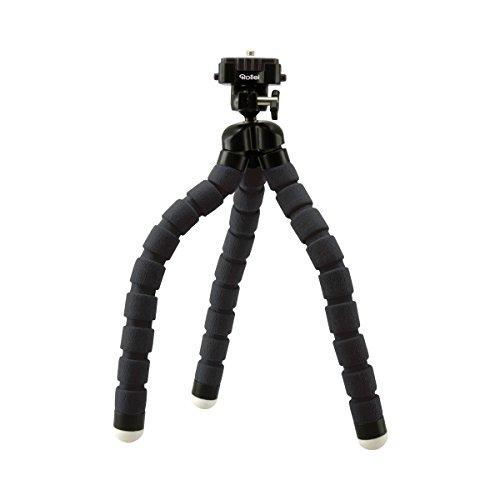 Rollei Monkey Pod I Biegsames Mini Stativ mit flexiblen Beinen I inkl. Kugelkopf I mit...