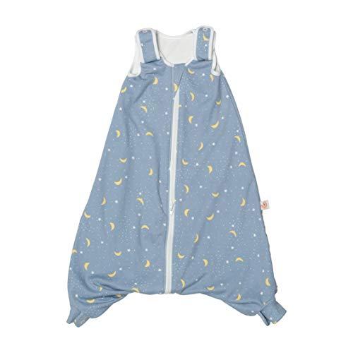 Ergobaby ganzjahres Baby-Schlafsack mit Füßen Gurtschlitz 6-18 Monate Baumwolle Tog 2.5...