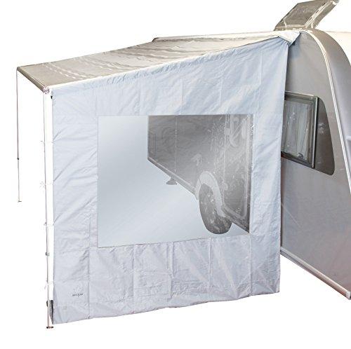 Bo-Camp Seitenwand Wohnwagen Vorzelt Seitenteil Vordach Markise Omnistor passend