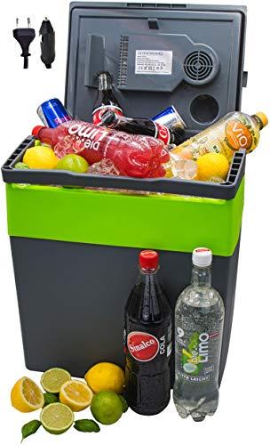 30 Liter 2in1 Kühlbox | 12V | 230V | Elektrische Kühlbox | Kühltasche | Isoliertasche |...