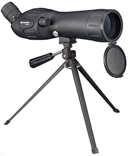 Bresser Junior Spektiv Spotty 20-60x60 mit stufenloser Zoomfunktion, 360° drehbarem...