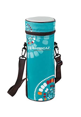 Campingaz Kühltasche Flaschenkühler Ethnic Minimaxi, türkis-grau, 1,5 Liter, 2000032468