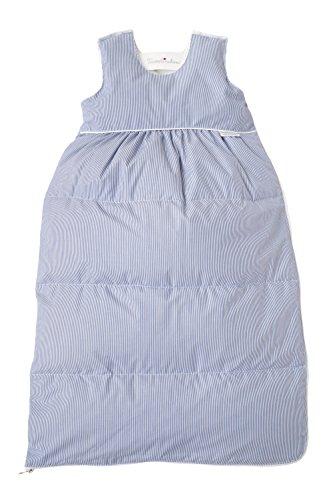 """Tavolinchen Babyschlafsack Daunenschlafsack """"Visconte Streifen"""" Kinderschlafsack –..."""