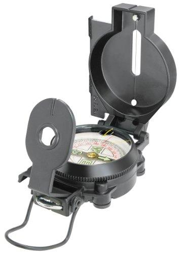 National Geographic Kompass mit schwimmend gelagerter 360° Skala, Nordpfeil,...